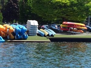 Weber-Paddleboats